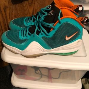 Air Penny 5 Miami Dolphins